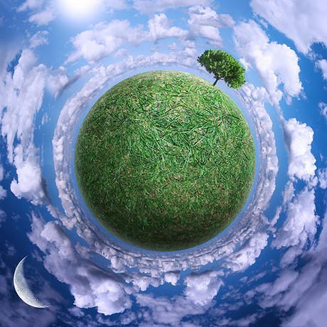 eps格式,含jpg预览图,关键字:矢量地球,树木,环保,潮流元素,世界地图
