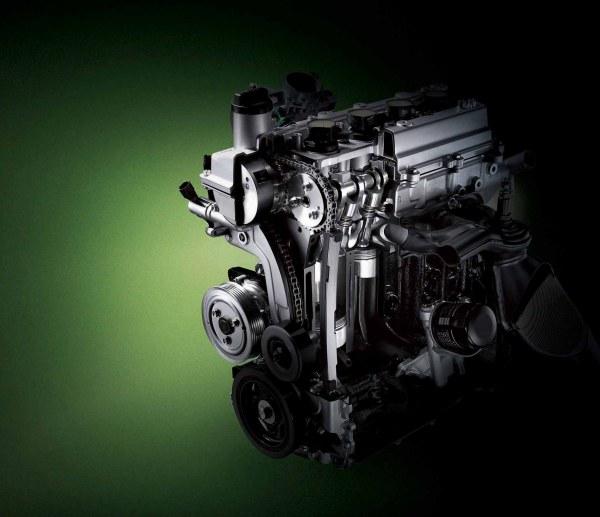 汽车发动机结构-素彩图片大全