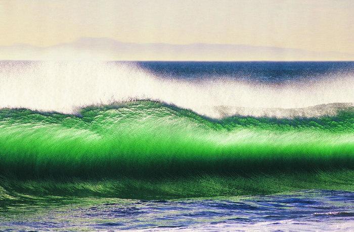 海浪图片-素彩图片大全