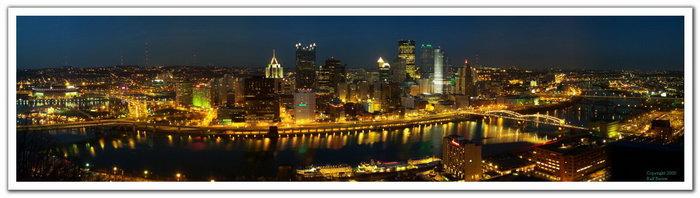 宽幅夜景图片,宽幅夜景,宽幅建筑风景,国内建筑,摄影,城市建筑设计