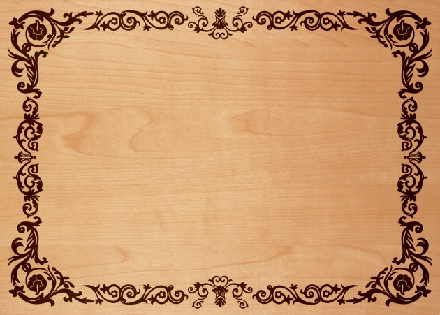 木板花纹背景图片