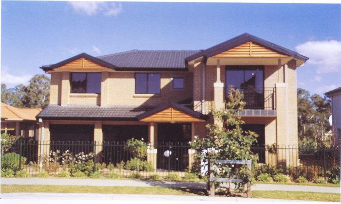 古典风格别墅图片