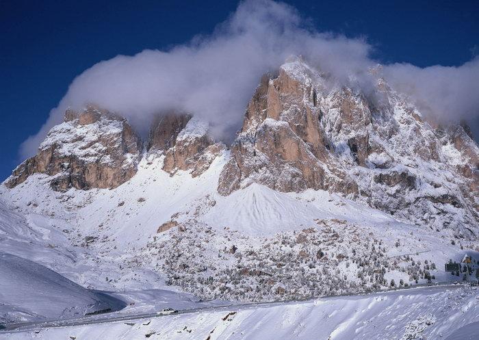 雪山晰图片,雪山,自然风景,摄影,风景,2950x2094像素