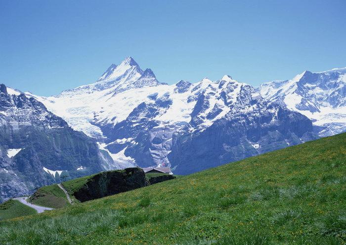 雪山美景图片,雪山美景,自然风景,摄影,风景,2950x2094像素