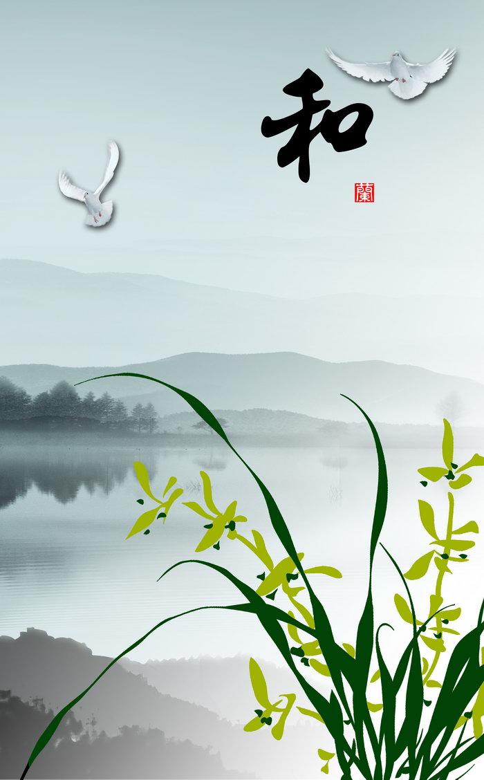 山水圖片,山水,鴿子,自然風景,攝影,山水景觀設計,2551x4110像素