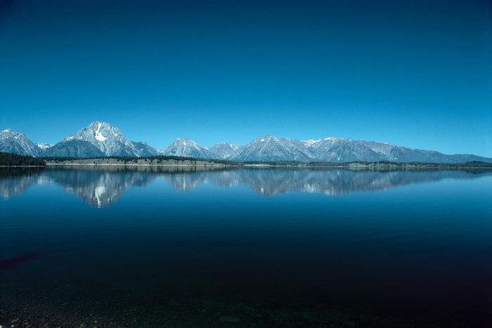 美国山水风景图片