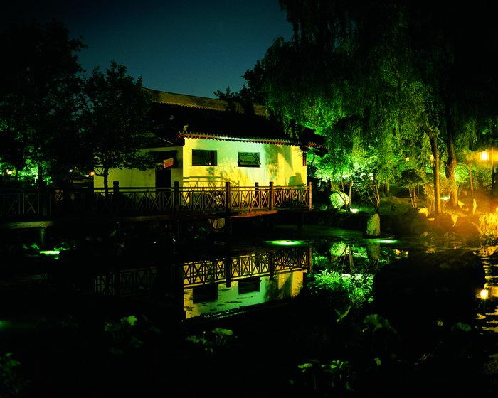荷塘夜色图片,荷塘夜色,莲花,荷叶,自然风景,摄影,山水景观,3189x2551