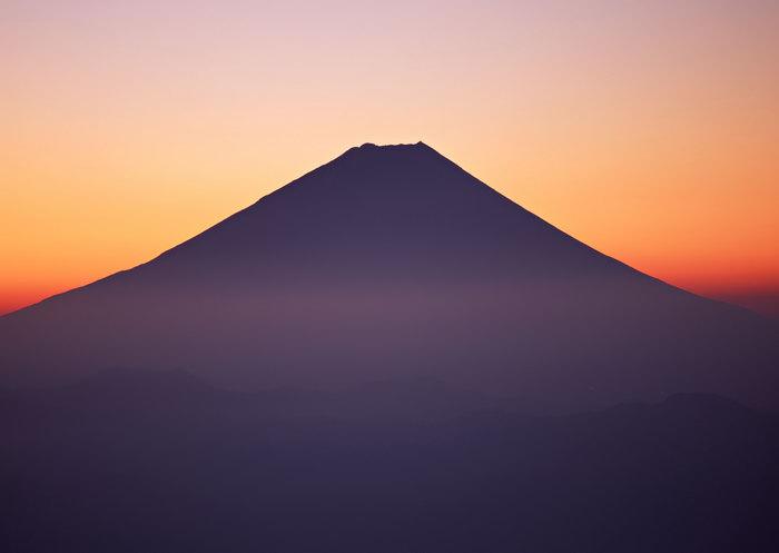 富士山夕阳红图片,富士山夕阳红景观,雪山风景,山水,摄影,风景,2950x2
