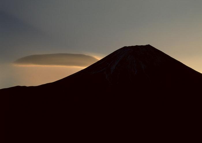 夕阳富士山风景图片,夕阳富士山风景,雪山风景,山水,摄影,风景,2950x2
