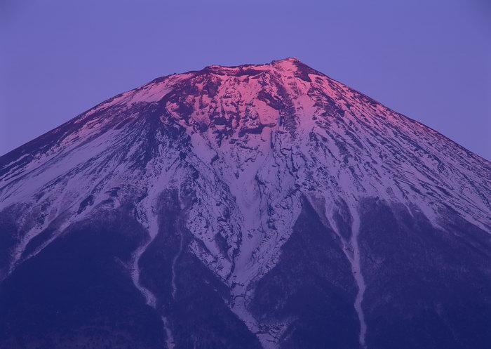 富士雪山晚霞图片,富士雪山晚霞,雪山风景,山水,摄影,风景,2950x2094