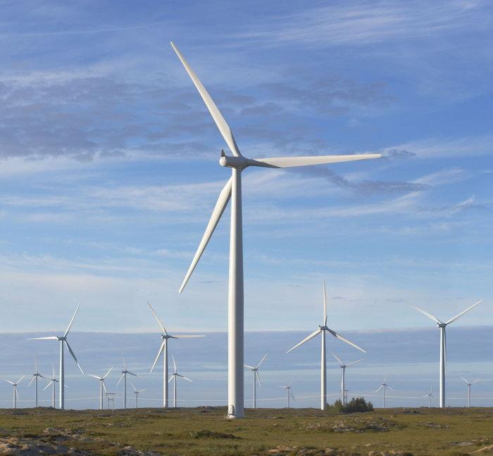 荷兰风车图片-素彩图片大全