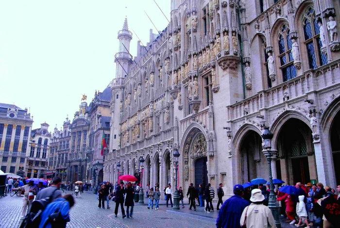 荷兰建筑图片-素彩图片大全