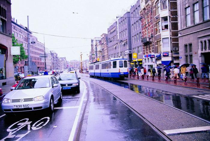 荷兰城市风景图片
