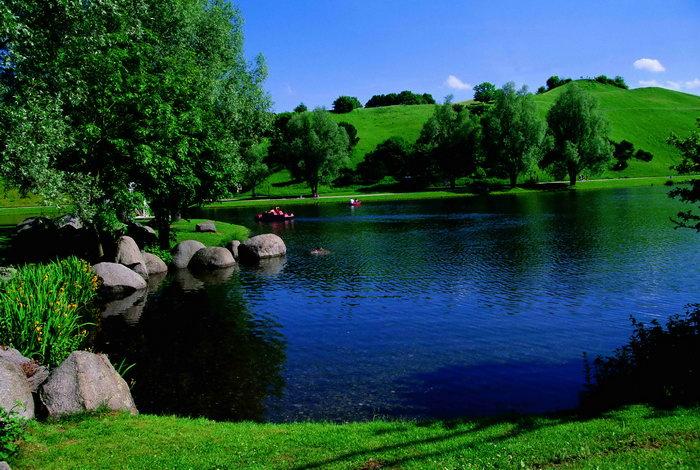 德国山水风景图片