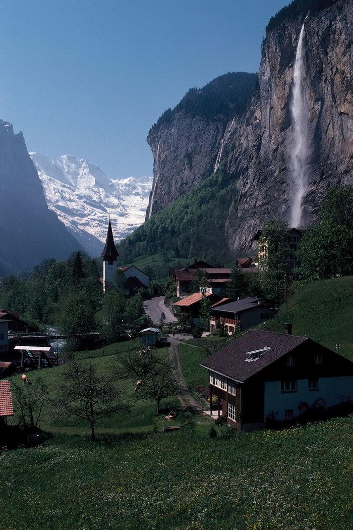 德国雪山风景图片,德国雪山风景,德国乡村,德国建筑,德国风景,德国