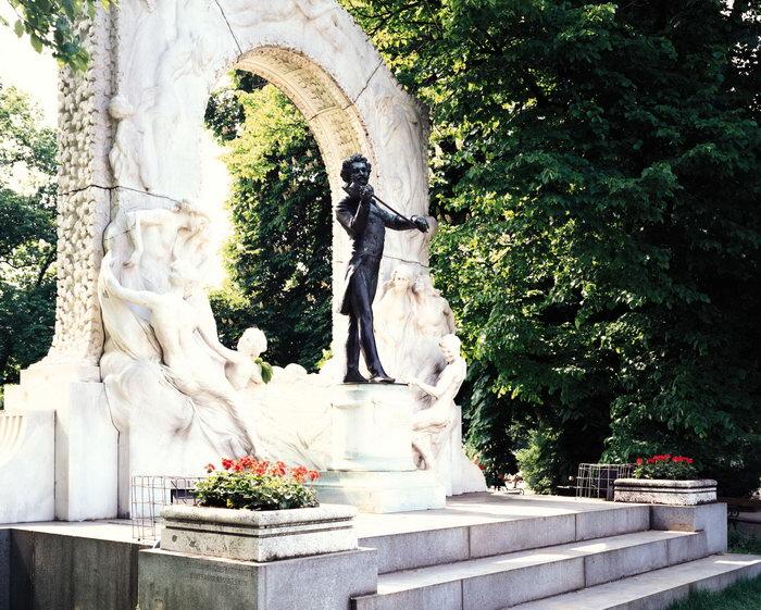 德国公园雕塑图片
