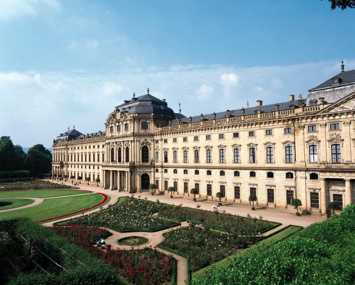 德国建筑风景图片