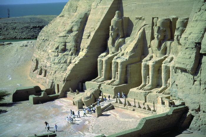 埃及法老石雕图片,埃及法老石雕,埃及风景,国外风景,风景,3072x2048