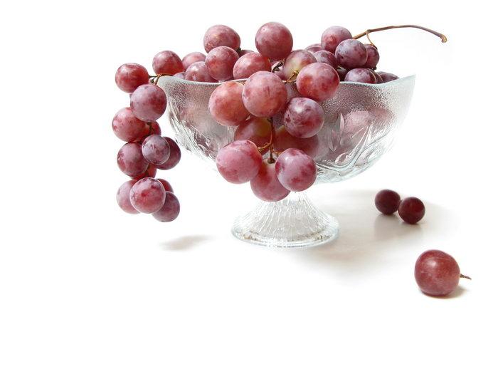 葡萄果盘图片-素彩图片大全
