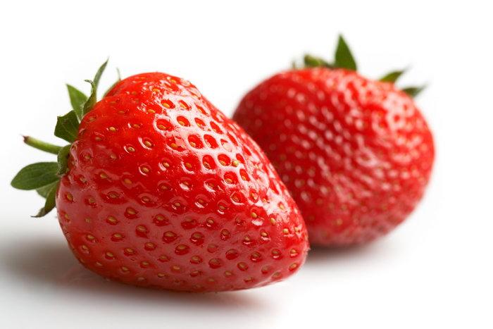 横岗园山风景区草莓