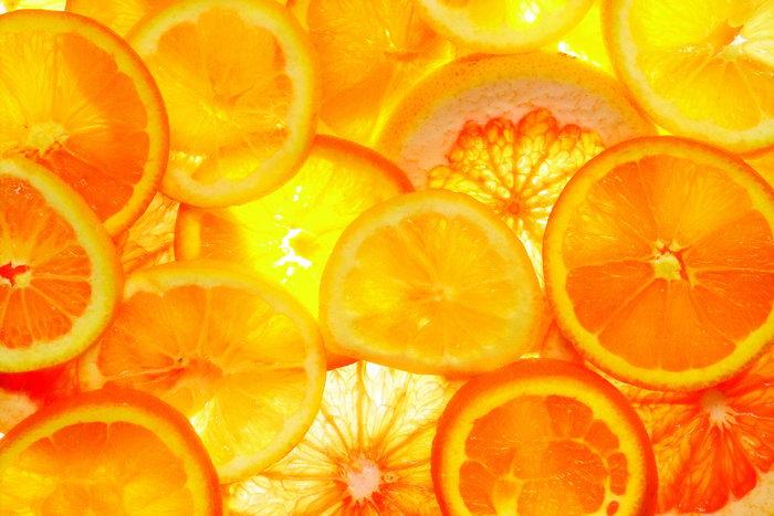 柠檬片图片-素彩图片大全