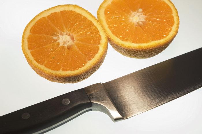 切橙子图片-素彩图片大全