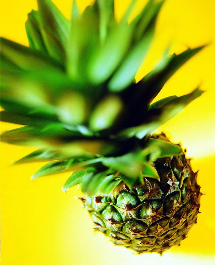 菠萝图片-素彩图片大全