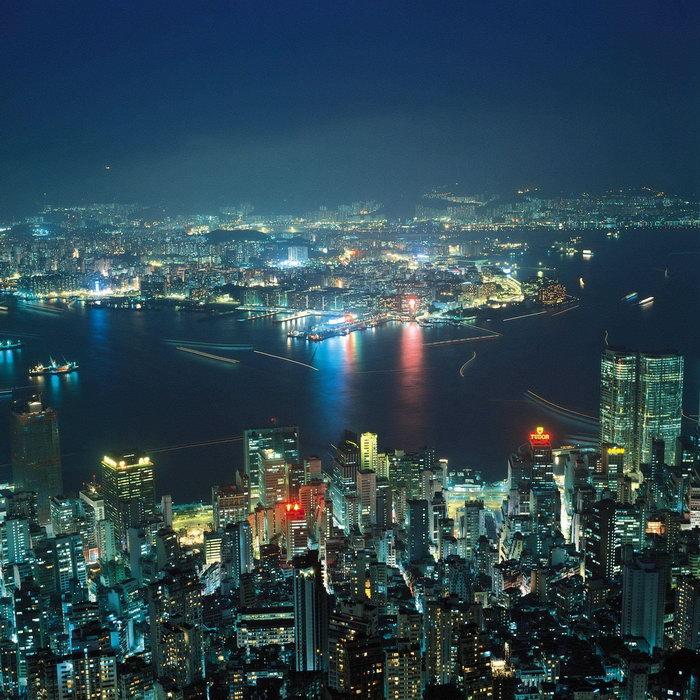 香港港口夜景图片,香港港口夜景,旅游,摄影,城市建筑,风景,3072x2461