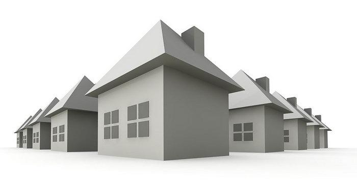 3d小房子图片-素彩图片大全