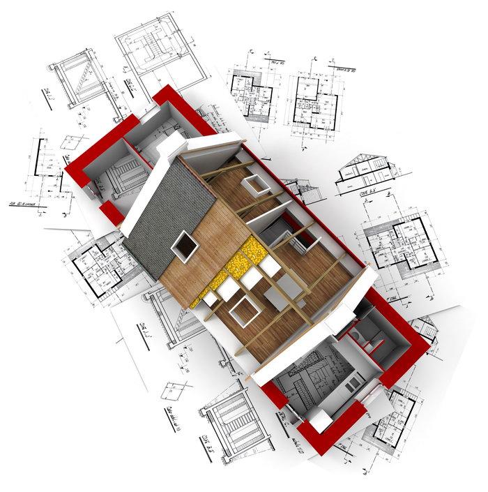 3d for Demande agrandissement maison