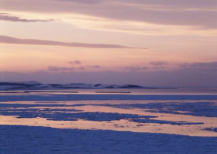 夕阳雪景图片,夕阳雪景,旅游风景,雪景,四季风景,风景,2094x2950像素