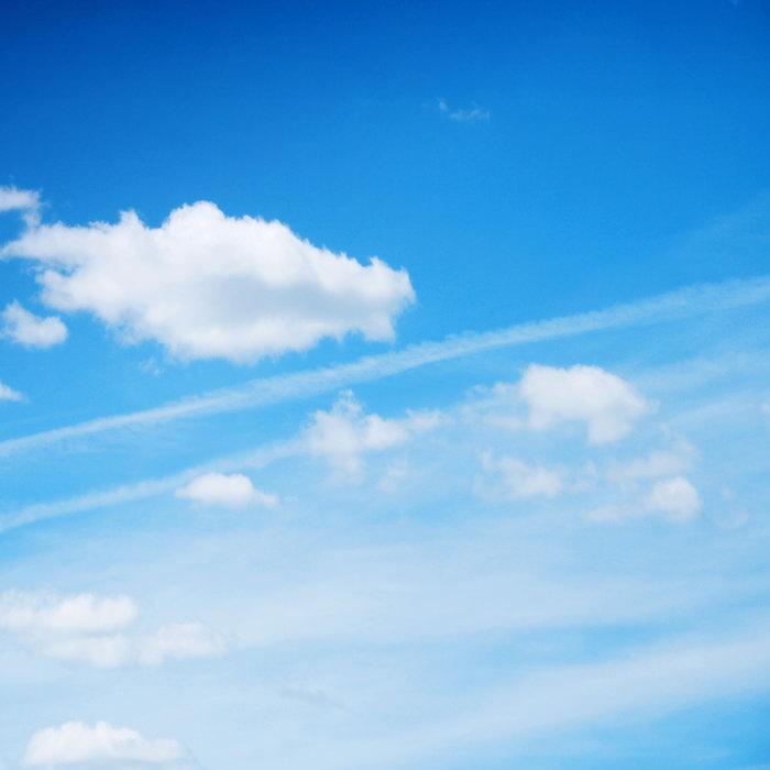 蓝天白云天空美景图片,蓝天白云,白云,天空,摄影,风景,5184x5184像素
