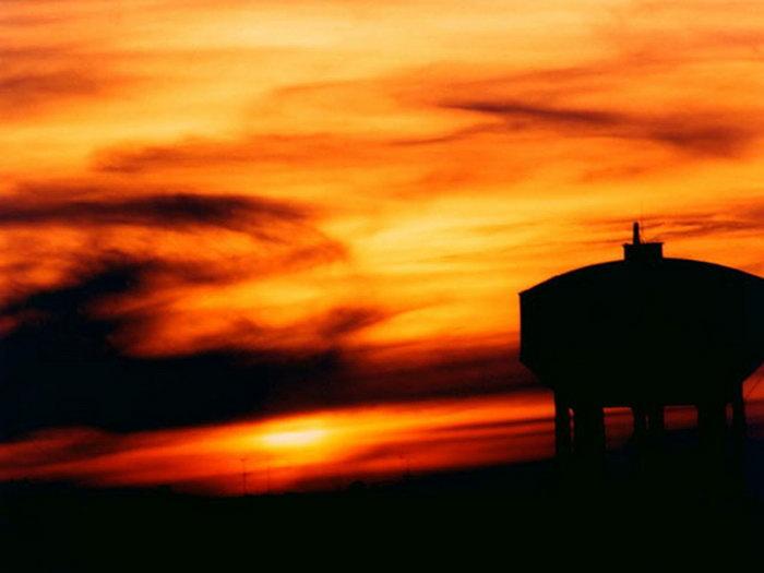 夕阳火烧云天空美景图片,夕阳火烧云,天空景观,天空美景,风景,3916x2