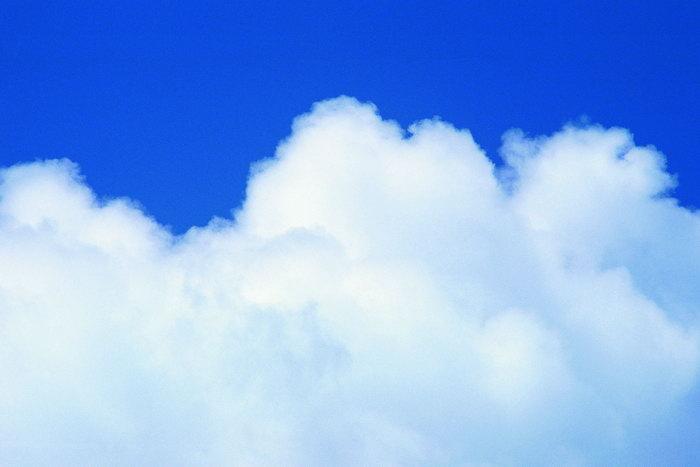 白云天空美景图片-素彩图片大全