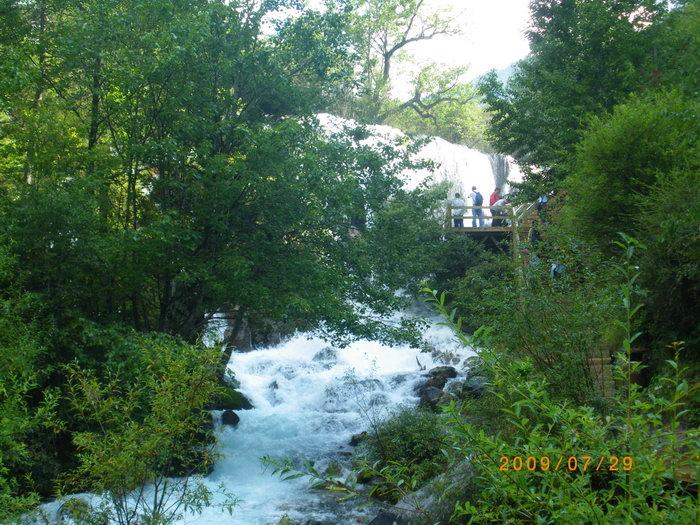 九寨沟溪流风景,旅游风光摄影图片,九寨沟溪流风景,山水风景,旅游风景