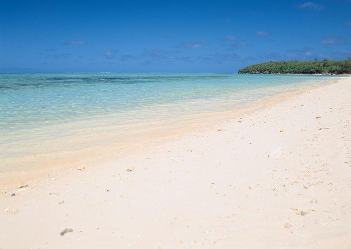 大海沙滩风景旅游风光摄影图片