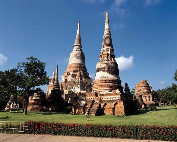 泰国著名建筑旅游风光摄影图片