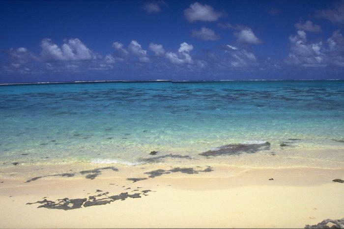 海滩风光大海风景风光图片