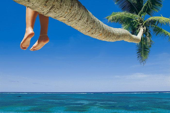 蓝色的大海大海风景风光图片-素彩图片大全