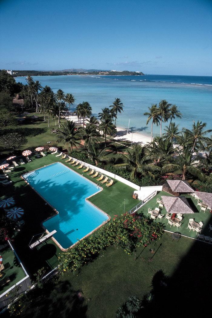 夏威夷海滩风光大海风景风光图片