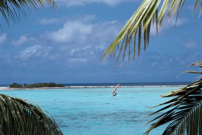 大海风景大海风景风光图片,大海风景夏威夷风光,蓝天白云,自然风景