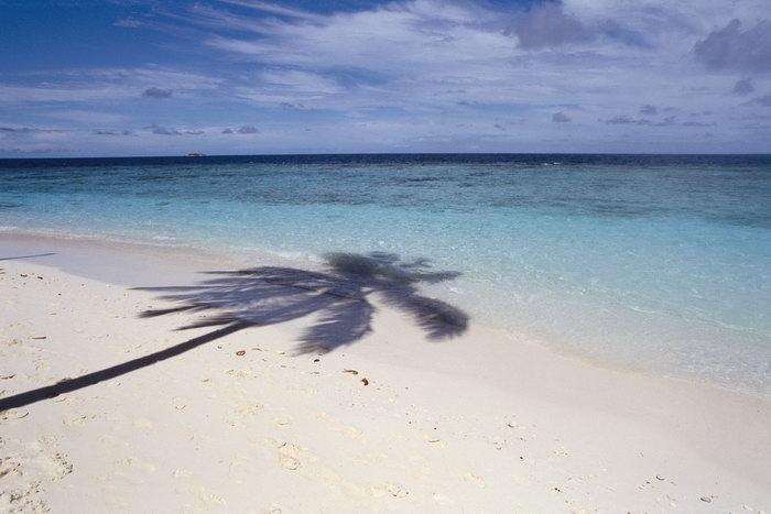 夏威夷海滩风景大海风景风光图片