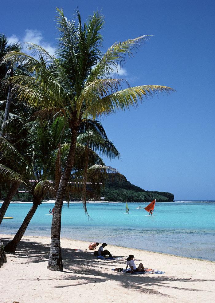 海滩大海风景风光图片