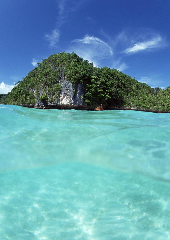 马尔代夫岛屿大海风景风光图片-素彩图片大全
