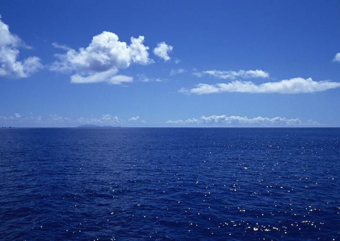 蓝天大海大海风景风光图片