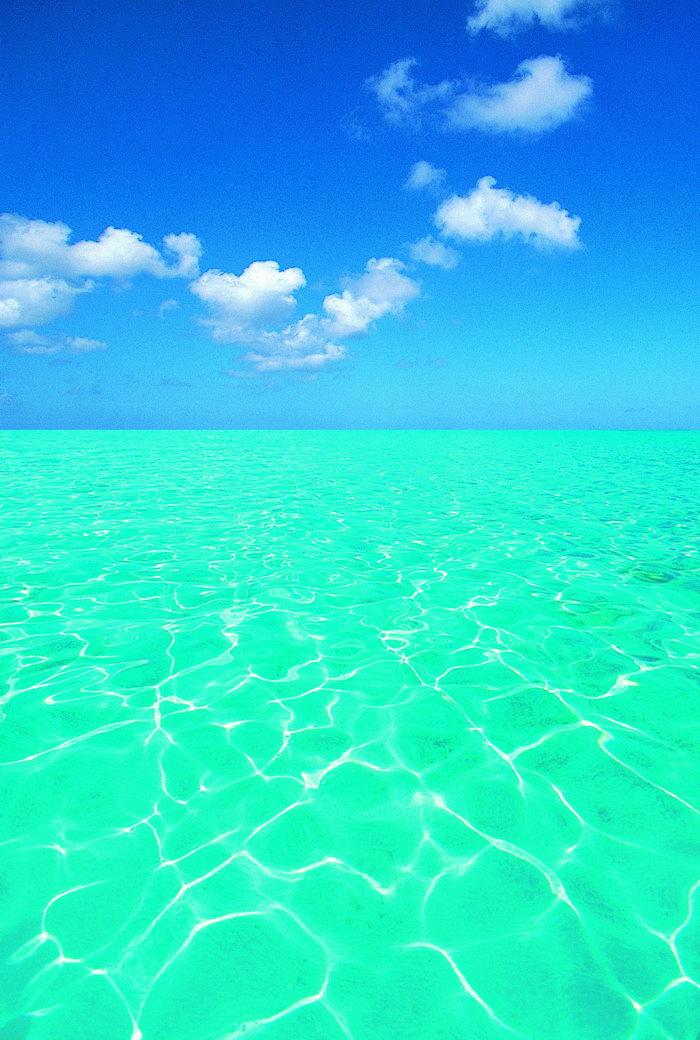大海风景大海风景风光图片-素彩图片大全