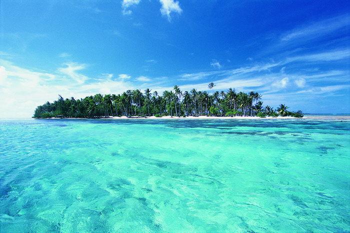 岛屿风景大海风景风光图片
