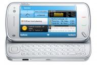 银色诺基亚N97图片