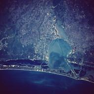 卫星地图图片