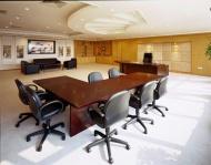 宽大办公室装饰建筑设计图片